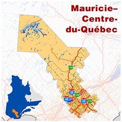 Condition Routiere Quebec >> Mauricie Centre Du Quebec Transports Quebec