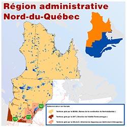Nord du qu bec transports qu bec - Bureau d immigration du quebec a paris ...